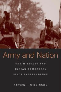 Army and Nation Book