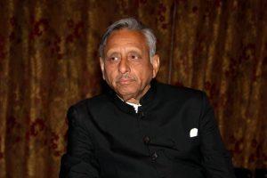 पूर्व केंद्रीय मंत्री मणिशंकर अय्यर. (फोटो: पीटीआई)