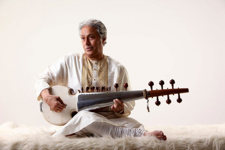 Ustad Amjad Ali Khan news.iu.edu