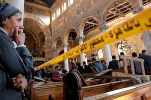 Egypt Church Bombing 1 Reuters