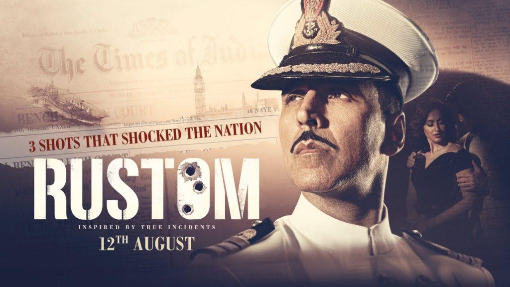 Rustom Poster Youtube