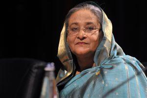 बांग्लादेश की प्रधानमंत्री शेख़ हसीना. (फोटो: रॉयटर्स)