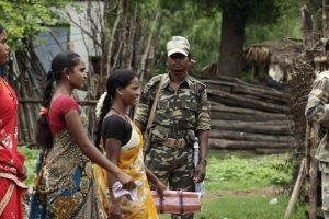 Chattishgarh Naxal CRPF Adivasi 13 Reuters