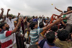 Displaced People India Reuters