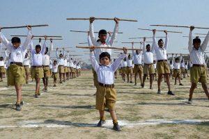 RSS Children PTI