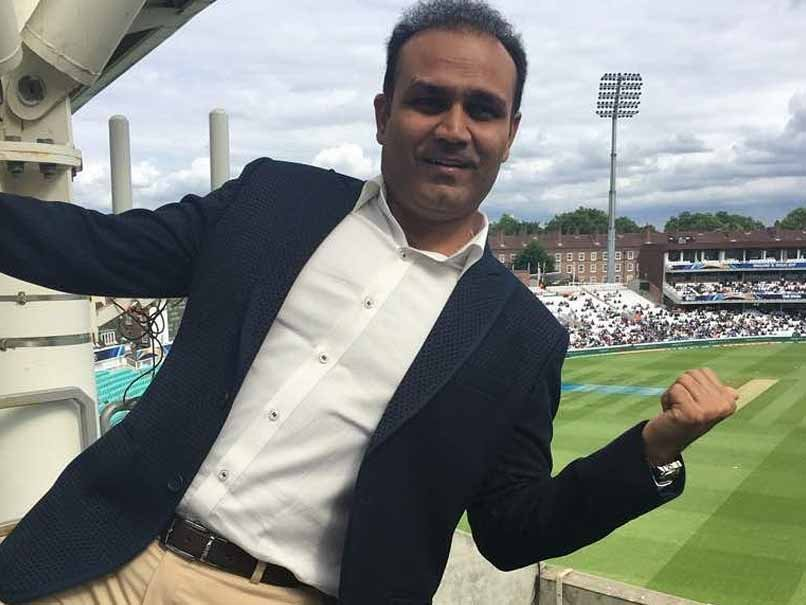 Sehwag twitter