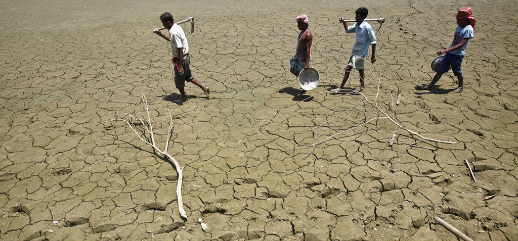 Farmers Draught India Reuters