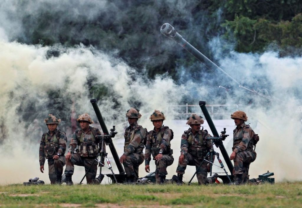 Indian Army Reuters 2