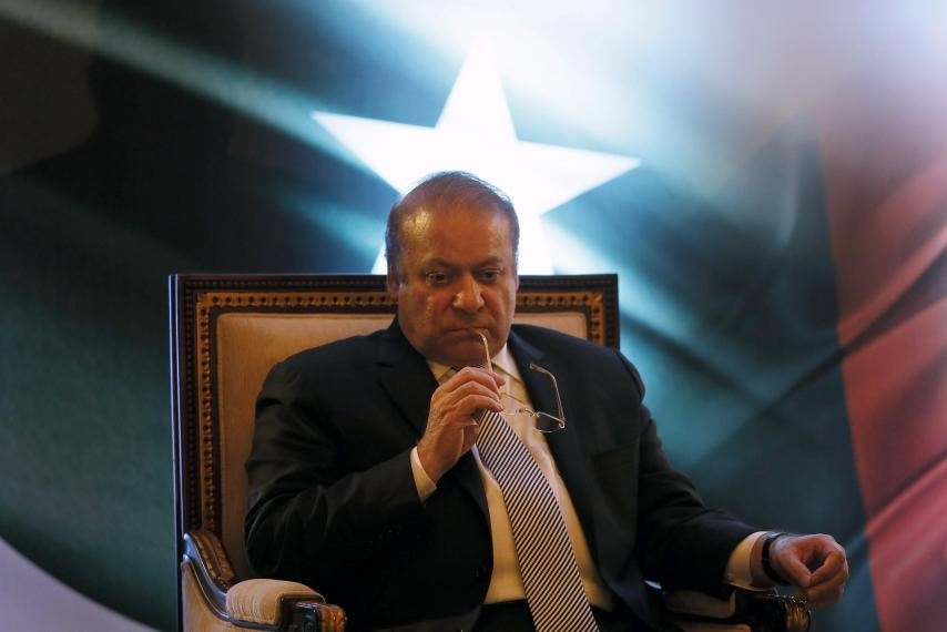 Nawaz Sharif 1 Reuters