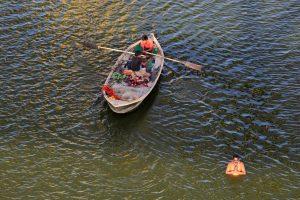 इलाहाबाद में गंगा नदी. (फोटो: रॉयटर्स)