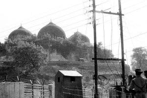 Babri Masjid PTI