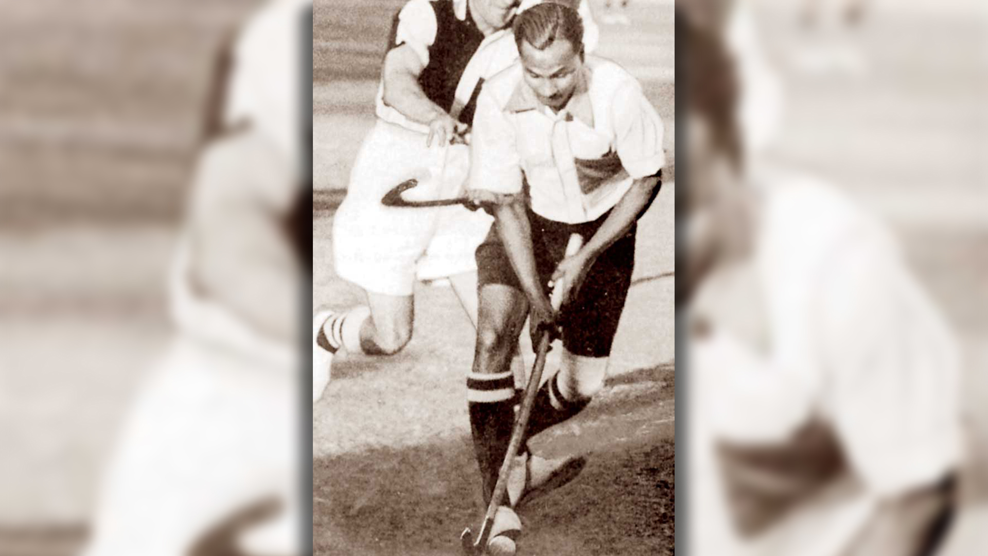 Major Dhyan Chand Mid Day