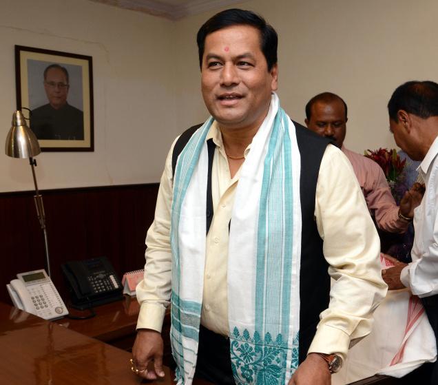 Sarbananda-Sonowal PTI