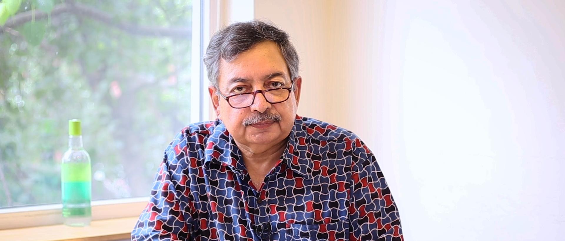 विनोद दुआ. (फोटो: द वायर)