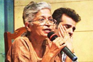 वरिष्ठ पत्रकार गौरी लंकेश (फोटो: गौरी लंकेश के फेसबुक वाल से)