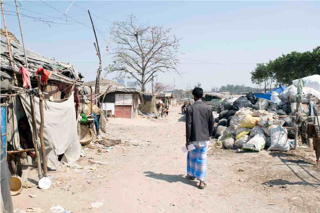 Rohingya Refugee in Delhi Shaheen Bagh India 2