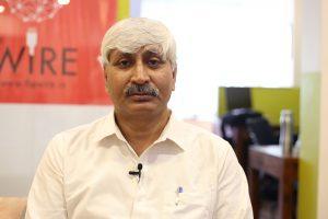 दिल्ली विश्वविद्यालय के प्रोफेसर और राजनीतिक विचारक अपूर्वानंद.