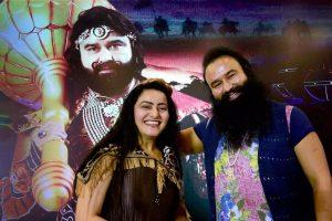 हनीप्रीत इंसां और गुरमीत राम रहीम. (फाइल फोटो: पीटीआई)