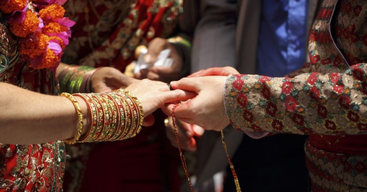 Marriage India Reuters