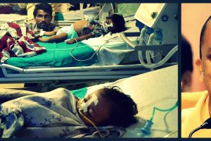 Adityanath BRD Medical PTI