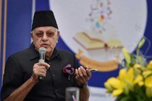 जम्मू कश्मीर के पूर्व मुख्यमंत्री फारूक अब्दुल्ला. (फोटो: पीटीआई)