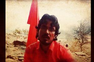 राजस्थान के राजसमंद के एक मुस्लिम श्रमिक की हत्या कर शव को जलाने वाला शंभूलाल रैगर.