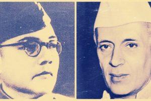 Subhash-Chandra-Bose-Jawahar-Lal-Nehru-Wiki