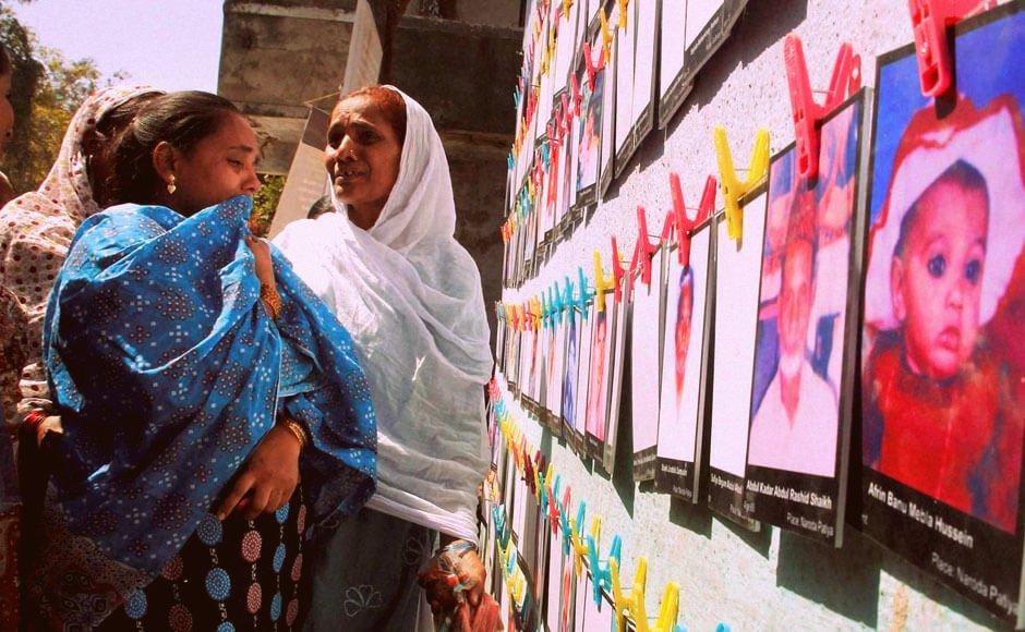 Godhra Riot Victims 2 Reuters
