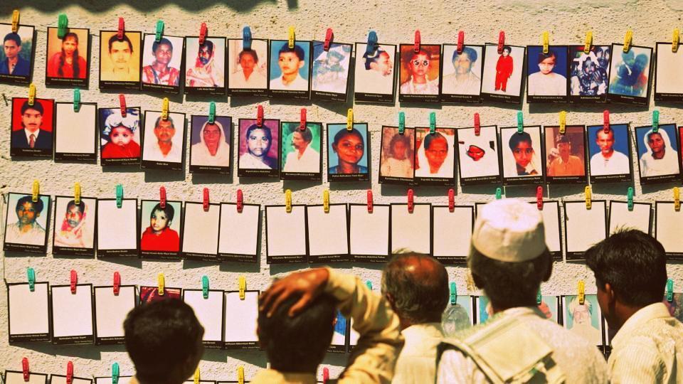 Godhra Riot Victims Reuters