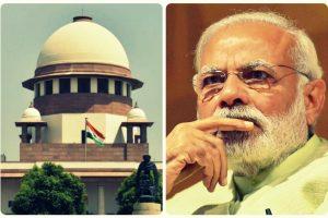 Supreme Court Modi PTI