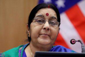 विदेश मंत्री सुषमा स्वराज. (फोटो: रॉयटर्स)