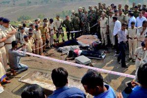 Bhopal Jail Break Reuters File
