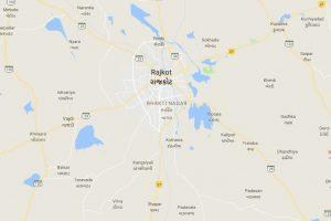 Rajkot Map
