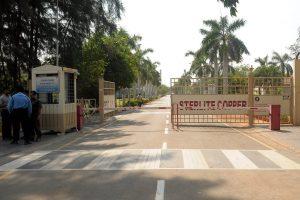 Tuticorin: **FILE PHOTO** Vedanta's Sterlite Copper unit ,in Tuticorin on Thursday. PTI Photo(PTI5_24_2018_000231B)