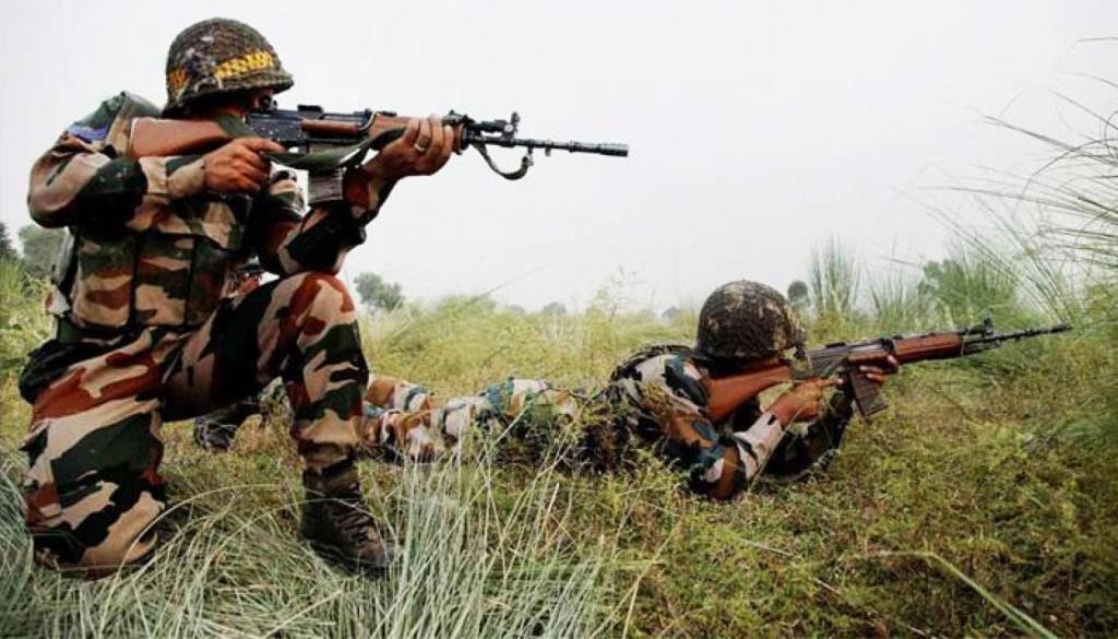 Assam Rifles PTI