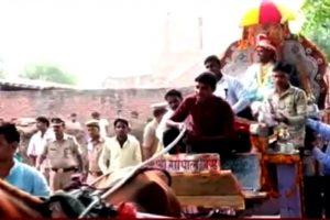 Kasganj Dalit Marriage ANI