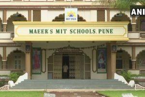 MIT School Pune ANI 2
