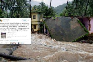 Gurumurthy Kerala Floods
