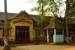 असम की कुछ जिला जेलों में डिटेंशन सेंटर बनाए गए हैं. गोआलपाड़ा जिला जेल. (फोटो: अब्दुल गनी)
