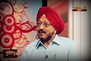 Jasdev Singh RSTV