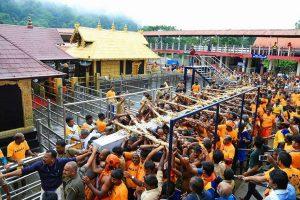 सबरीमाला मंदिर (फोटो साभार: facebook.com/sabrimalaofficial)