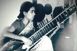 हिंदुस्तानी शास्त्रीय संगीतकार अन्नपूर्णा देवी. (फोटो साभार: ट्विटर)