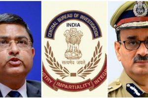 सीबीआई के वरिष्ठतम अधिकारी राकेश अस्थाना और आलोक वर्मा. (फोटो साभार: पीटीआई/विकिपीडिया/फेसबुक)