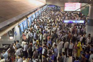 दिल्ली मेट्रो. (फोटो साभार: फेसबुक)