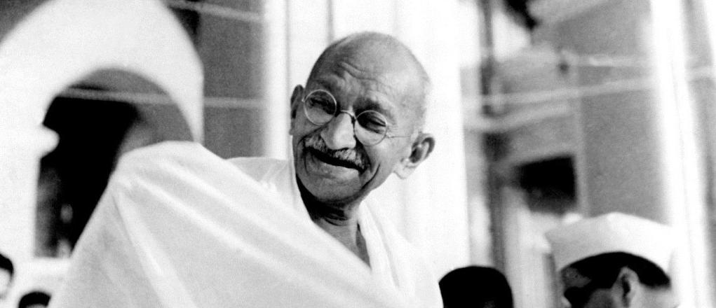 Mahatma Gandhi Photo Wikimedis commons