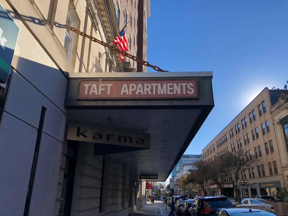 Taft Apartments Ravish Kumar