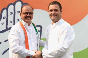 Tariq Anwar Rahul Gandhi Twitter INC