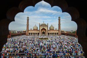 नई दिल्ली स्थित जामा मस्जिद. (फाइल फोटो: पीटीआई)