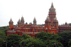 मद्रास हाईकोर्ट. (फोटो साभार: फेसबुक/@Chennaiungalkaiyil)