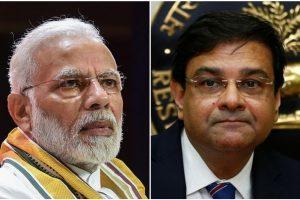 Modi Urjit Patel PTI Reuters